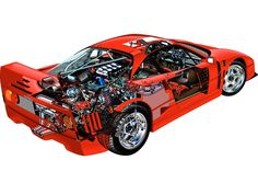 f 40 explosion by PassionFred