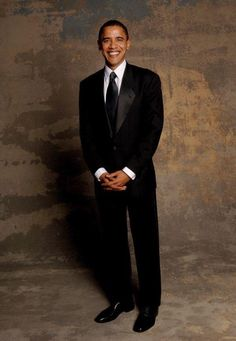 Our Very Handsome First African American President #44 Barack Obama