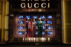 Gucci - SS16 - Retail Focus - Retail Blog For Interior Design and Visual…