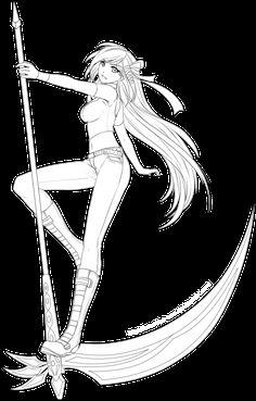 Commission: Tashika by =omocha-san on deviantART