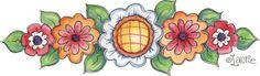 Bordes de flores para imprimir - Imagenes y dibujos para imprimirTodo en imagenes y dibujos