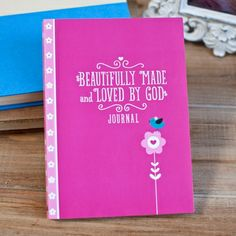 Hot Chocolate with God - Beautifully Made - Christian Journal