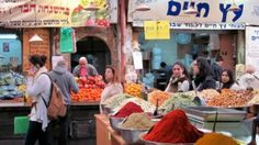Machne Yehuda Market Israel  | Israel Small but Outstanding | Reasons to Travel to Israel | Giltravel.com