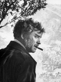 Burt Lancaster as Don Fabrizio in Il Gattopardo (The Leopard), directed by Luchino Visconti, 1963