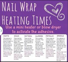 Jamberry Heating Tips http://janelljaneczko.jamberrynails.net/