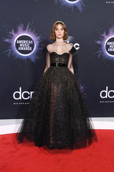 All The Looks From The 2019 American Music Awards Red Carpet Couture Wedding Gowns, Haute Couture Dresses, Dior Haute Couture, Wedding Dresses, Christina Aguilera, Carrie Underwood, Vestidos Christian Dior, Celebrity Red Carpet, Celebrity Style