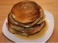 Jak zrobić amerykańskie naleśniki? Pancakes 2 Ingredient Pancakes, Mille Crepe, 2 Ingredients, Crepes, Dutch, Healthy Living, Facebook, Baking, Breakfast
