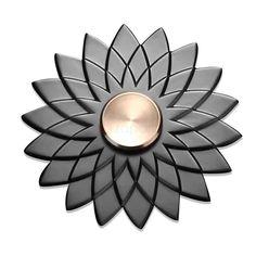 Lotus Flower Fidget Hand Spinner EDC Focus Finger Gyro Toy  $ 5.99