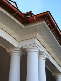 60 best Guttering styles and materials for your property images on ...