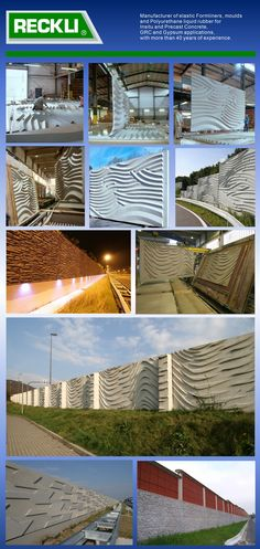 Sound/Noise Barrier Walls