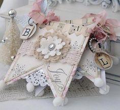 Melissa Phillips w/Snowflake Serenade in a banner