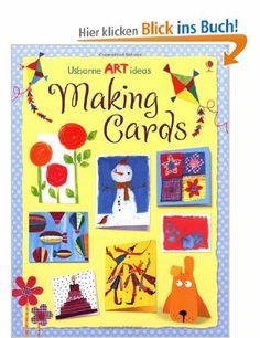 Making Cards: (Usborne Art Ideas): Amazon.de: Fiona Watt: Englische Bücher