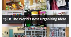 """When it comes to work environment or just your general household, organization can be one of the biggest hindrances to your mentality or can be a positive aspect. You've heard the saying – """"A place for everything and everything in it's place"""". Take a car for instance. Sometimes all it looks like is a large …"""