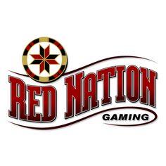 Red Nation. Logo design by McQuillen Creative Group. Troy McQuillen, designer.
