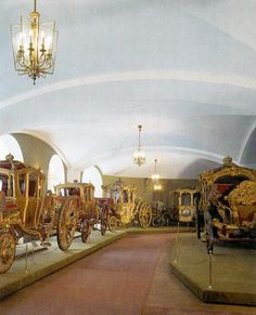 Russian Royal Carriages