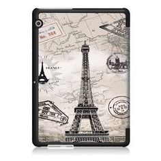 PU leather Folio Stand Smart Case For Huawei MediaPad Play Pad, Tablet Cover, Pu Leather, Slim