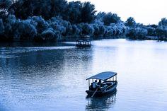 Slender West Lake - Yangzhou, China