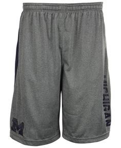 ce153513f080 Knights Apparel Men s Michigan Wolverines All Day Shorts   Reviews - Sports  Fan Shop By Lids - Men - Macy s