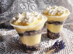 Illéskrisz Konyhája: GUBA-KEHELY Hungary Food, Cookie Recipes, Dessert Recipes, Desserts In A Glass, Cake In A Jar, Frozen, Hungarian Recipes, Sweet Bread, Cakes And More