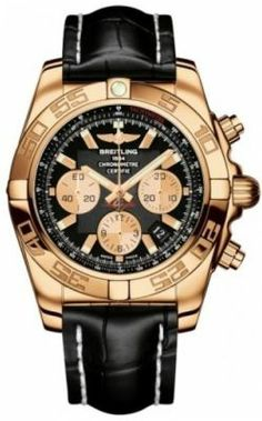 Breitling Chronomat 44 Men's #Watch www.genesisdiamonds.net #giftsforhim