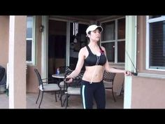 You Be Killin Em Fat Torching 10 min Jump Rope Workout HIIT