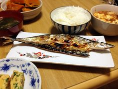 sanma (love this fish)