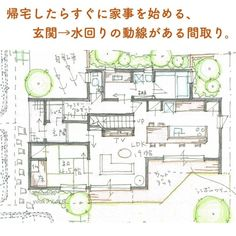 House Layouts, Floor Plans, House Design, How To Plan, Japanese, Instagram, Room, Decor, Bedroom
