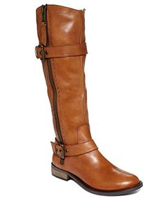 Steve Madden Women's Shoes, Sonya Riding Boots - Boots - Shoes - Macy's