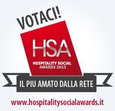 Vota il Pineta! #hsa2013 vi aspetto votate il @Pineta Hotels