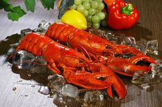 le homard French translation of lobster