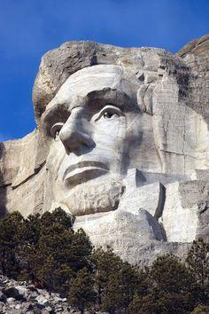 Monte Rushmore/ Dakota del Sur /Abraham Lincoln