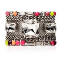 Crystal, neon, love - Juicy Couture