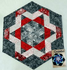 Gazebo Table Topper The finished topper is 20 1/2″ x 23″.