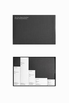 Alex Carro Cosmetics Packaging Design by Malva Sawada