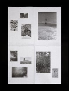 No Man's An Island - By I Am Joel Evey Print Layout, Layout Design, Print Design, Editorial Layout, Editorial Design, Layout Inspiration, Graphic Design Inspiration, Coffee Table Book Design, Buch Design