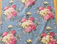 Vintage Barkcloth Fabric Curtains Drapery Panels by vintageblessings