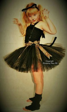 Hey, I found this really awesome Etsy listing at https://www.etsy.com/uk/listing/245456383/black-cat-handmade-tutu-dress-with