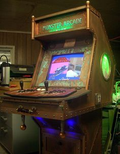 X-Arcade Arcade2TV Pedestal: The Only Arcade Cabinet You'll Ever ...