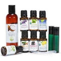 Lemongrass Spa, Home Health Remedies, Skin Care Spa, Black Gift Boxes, Fractionated Coconut Oil, Lemon Grass, Tea Tree, Diy Beauty, Peppermint