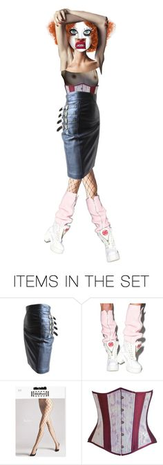 """""""Untitled #53"""" by twicebaked ❤ liked on Polyvore featuring art"""