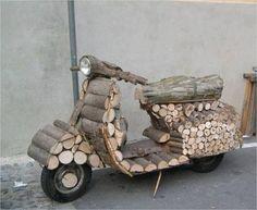 Log Vespa