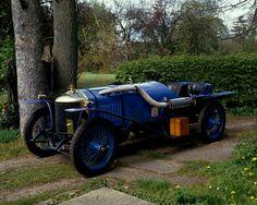 Delage Coupè de L'auto 1911