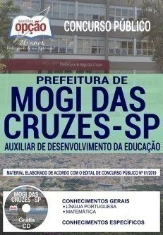Apostila Concurso Prefeitura De Mogi Das Cruzes 2019 Pdf E