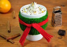 Pomarańczowo-cynamonowa czekolada - DoradcaSmaku.pl Hot Chocolate, Cooking, Cake, Christmas, Coffee, Blog, Kitchen, Xmas, Kaffee