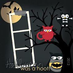 Halloween - www.stampwithheather.ca
