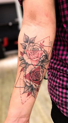 Design Art Tattoo Simple 24 Ideas For 2019 Tattoos 3d, Flower Tattoos, Body Art Tattoos, Sleeve Tattoos, Cool Tattoos, Dream Tattoos, Tatoos, Pretty Tattoos, Beautiful Tattoos