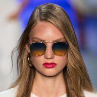 Bronde hair: coloração com reflexos metalizados é tendência para os cabelos nas passarelas de NY, Londres e Paris