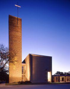 Eliel Saarinen, Christ Church Lutheran