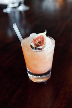 Fig cocktail #fig #cocktail
