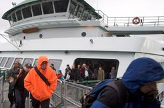 14 Things You'll See on the Bainbridge Island - Seattle Ferry